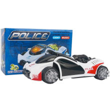 Light Music Models Toy Police Simulation Electric Toy Car